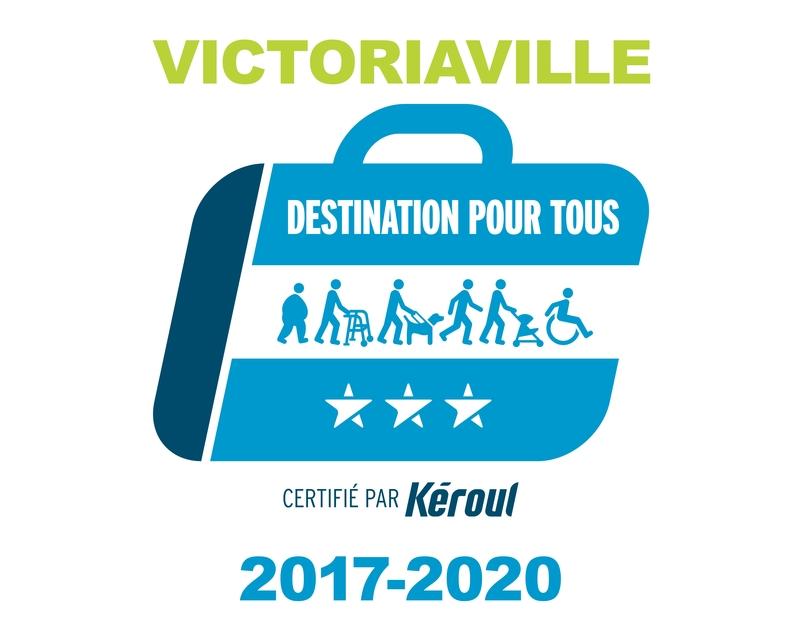 Pancarte Victoriaville