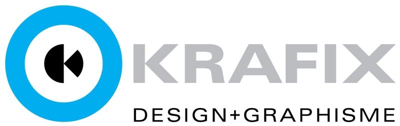 Logo Krafix.