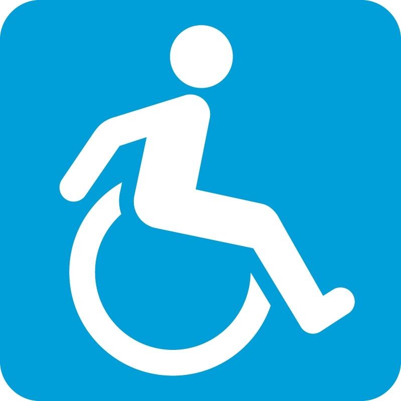 Pictogramme d'accessibilité