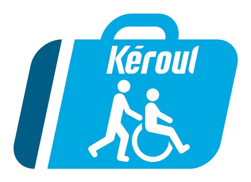 Logo partiellement accessible