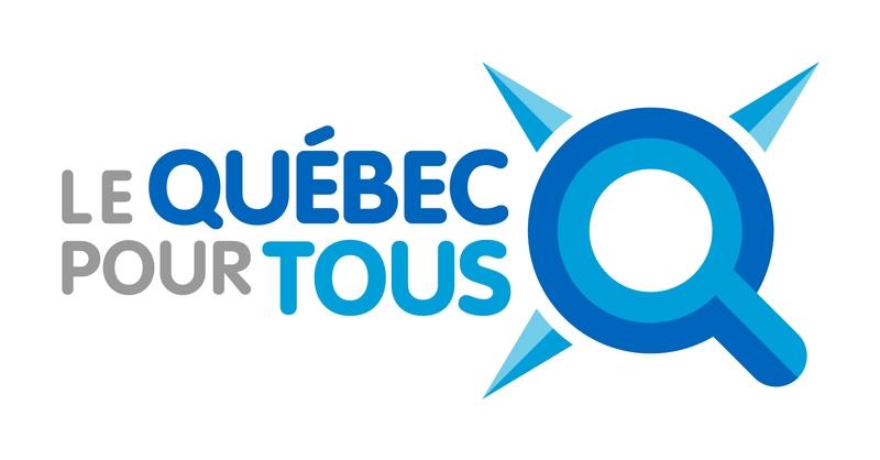 Logo Le Québec pour tous